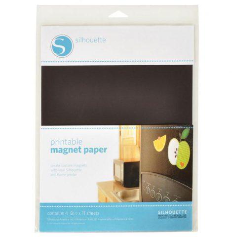 folia do magnesów - ploter silhouette