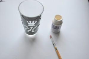 matowienie szkła nakładanie preparatu