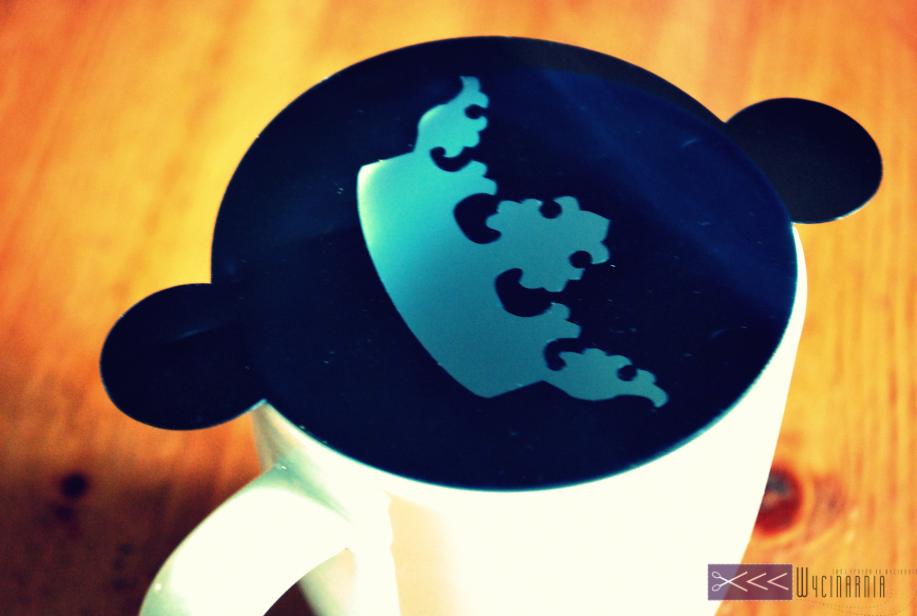 Kawa w królewskim stylu!