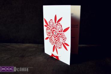 Kartka urodzinowa ręcznie robiona