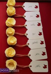 winietki z rozami