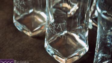 Sygnowane szklanki – pomysł na prezent