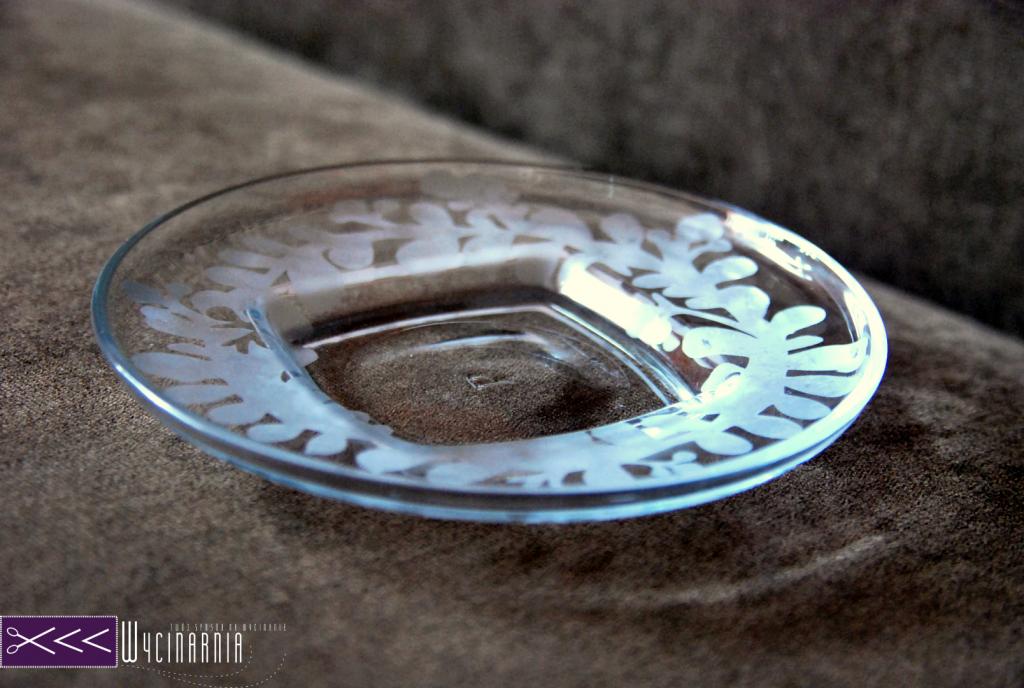 matowienie szkła  - preparat armour etch