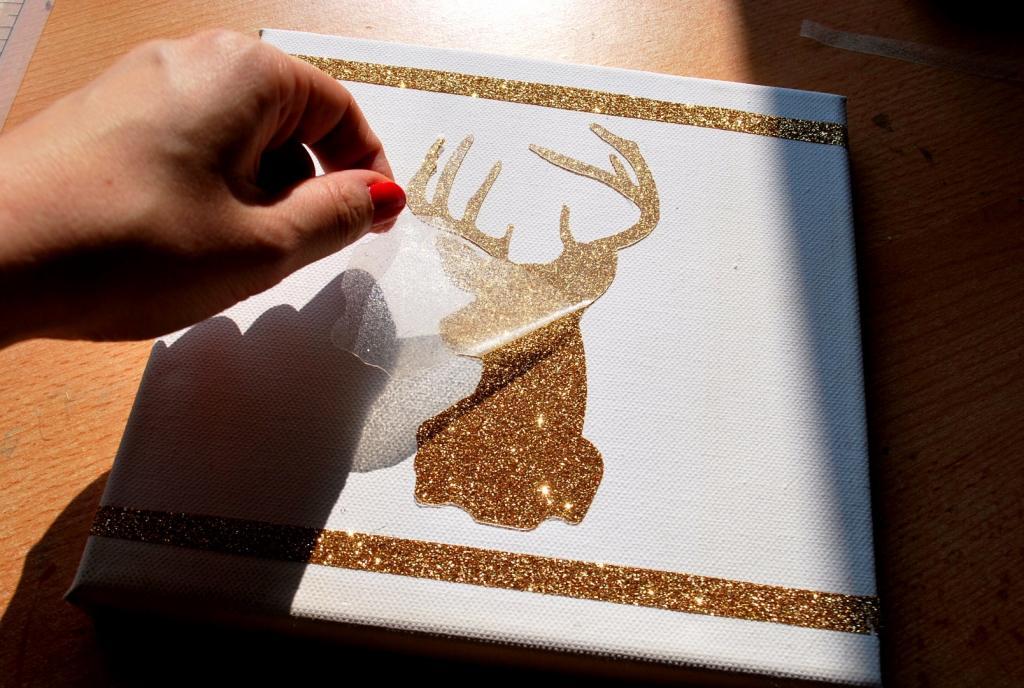 świąteczne ozdoby domowe tutorial