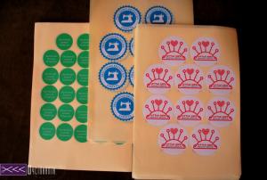 etykiety naklejki dla firmy