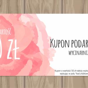 karta podarunkowa wycinarnia.pl
