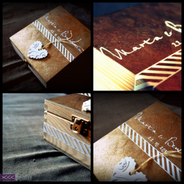 napisy na pudełko