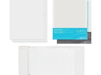 Platforma Silhouette Curio A4 + zestaw mat