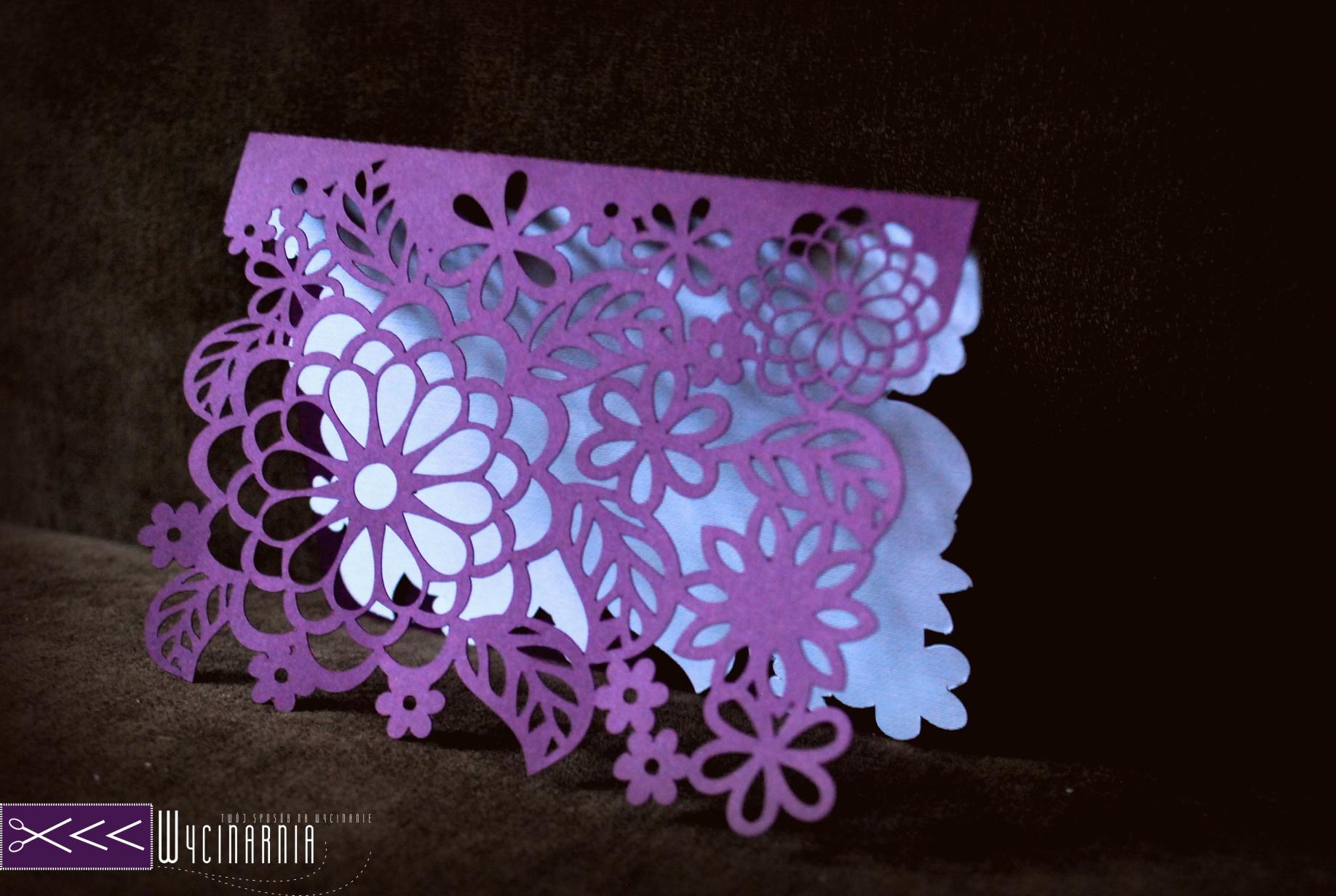 Delikatne wzory – Silhouette