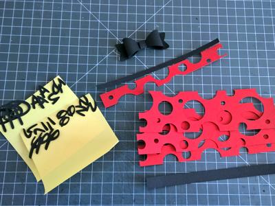 ploter silhouette kartka jak wycinać