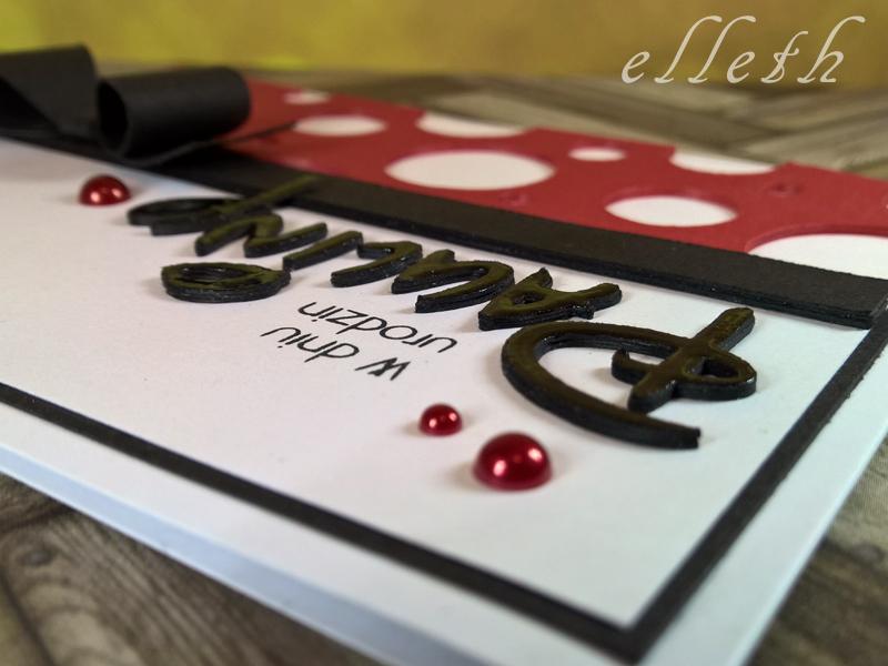 Minnie Mouse Card – czyli poznajcie Anię!
