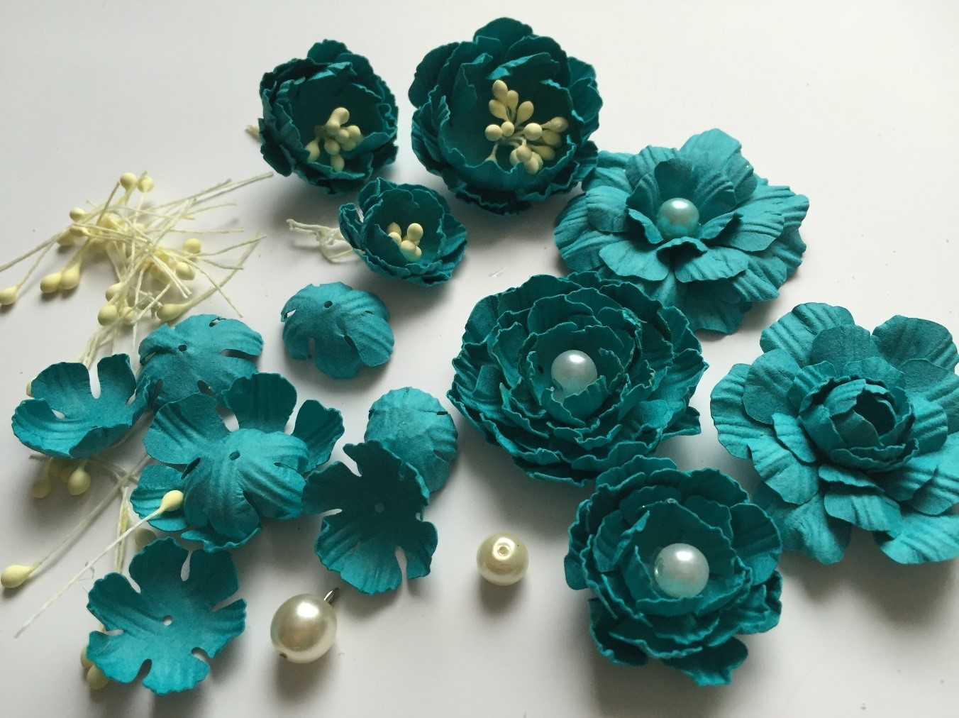 Papierowa florystyka – tutorial