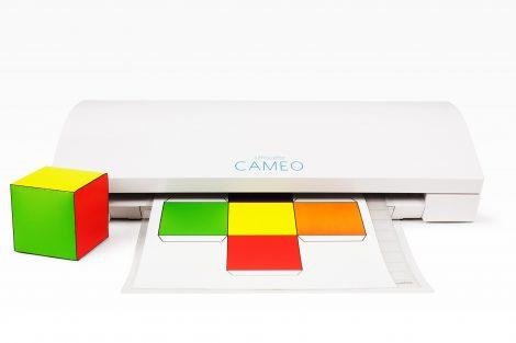 ploter silhouette Cameo 3, ploter tnący, mały ploter, tani ploter do cięcia