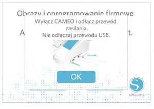 aktualizacja firmware silhouette