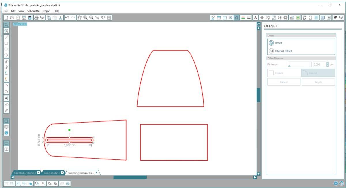 silhouette studio krok po kroku