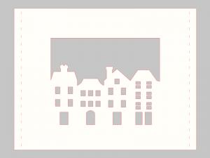 kartki siwateczne handmade ploter silhouette