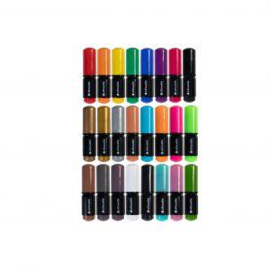 Mazaki Silhouette 24 kolory