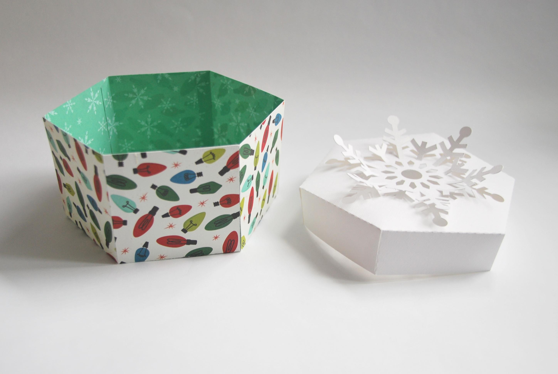 Jak zrobić pudełko na prezent na święta?