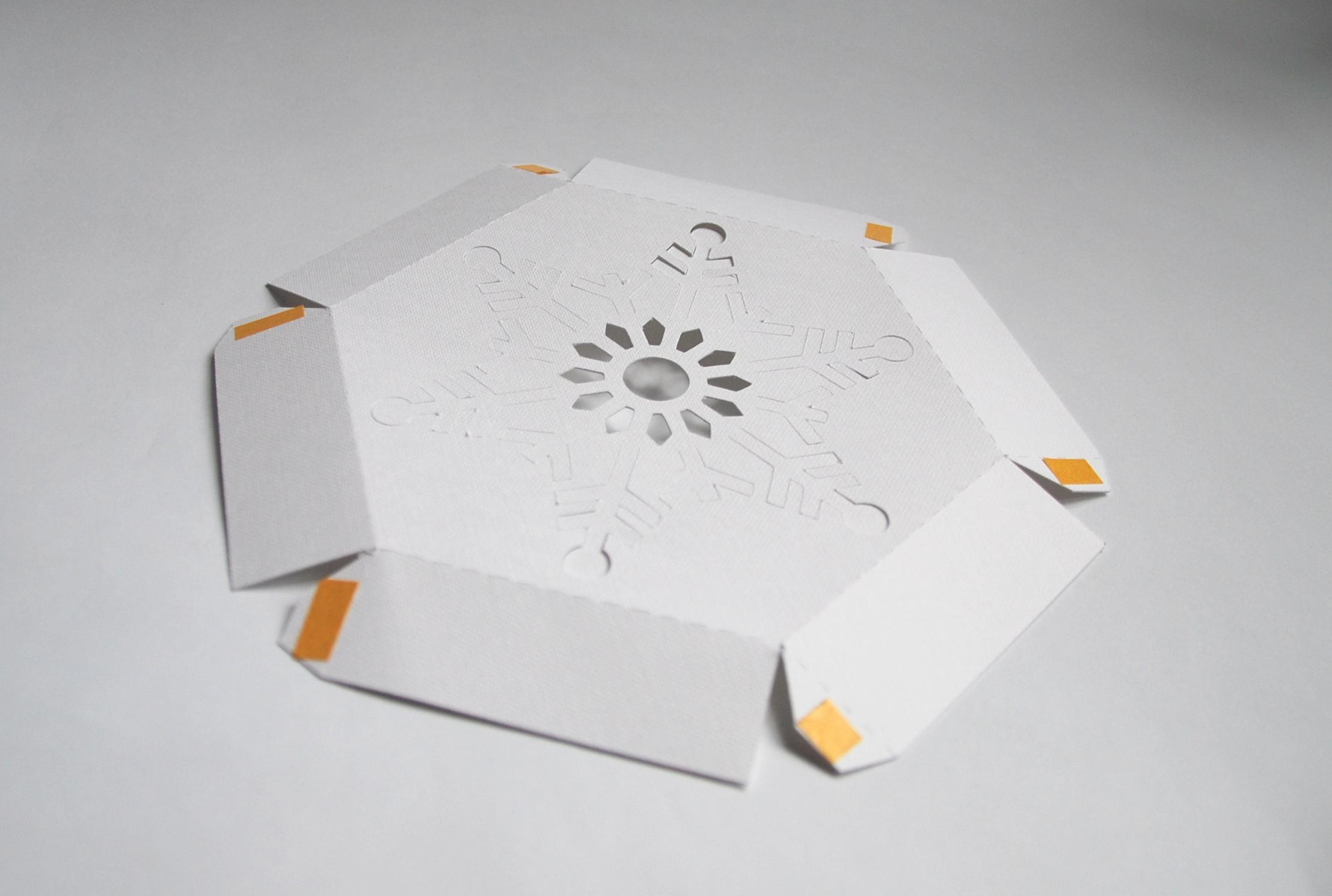 Jak zrobić pudełeczko na prezent?