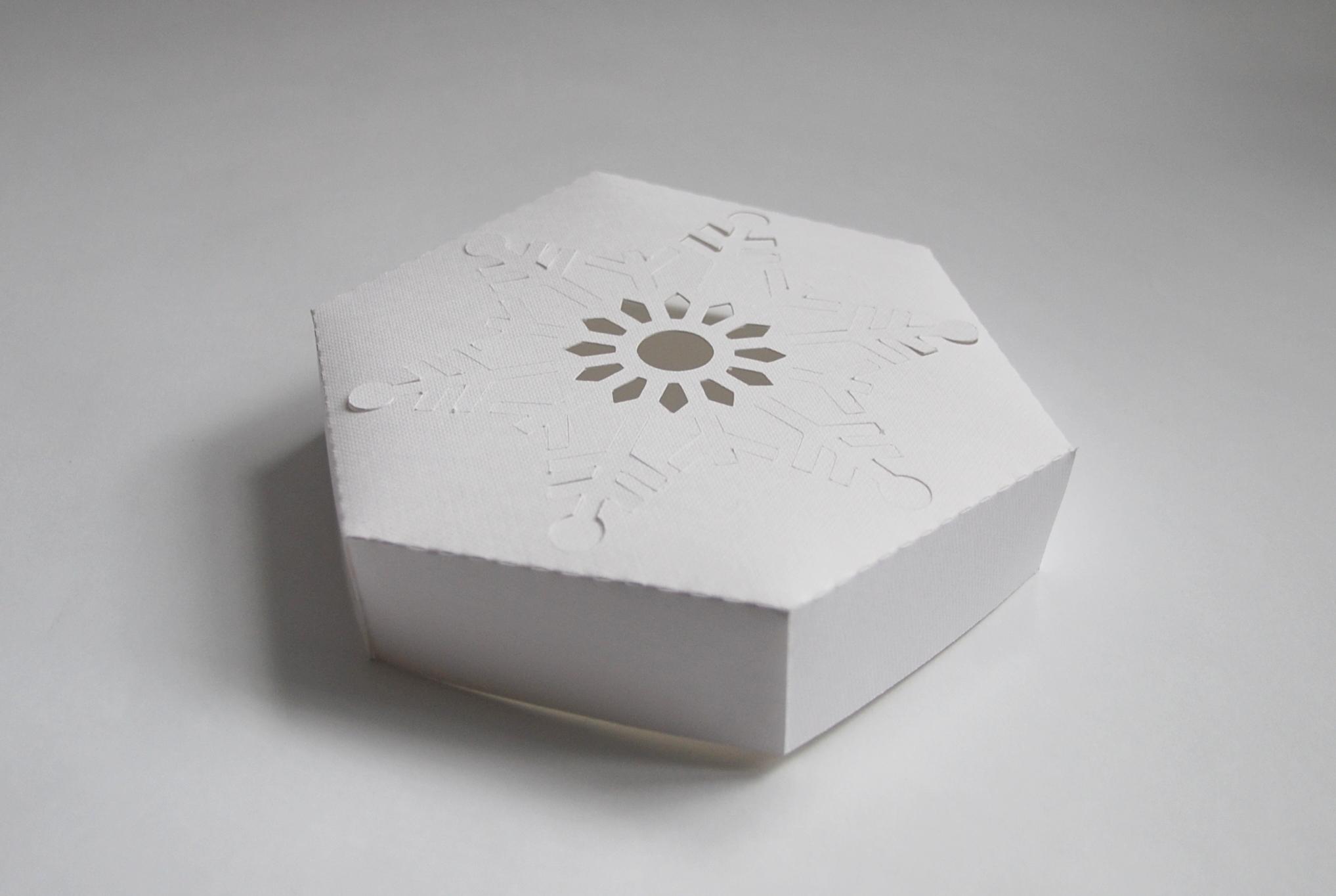 Jak zrobić pudełeczko na prezent świąteczny?