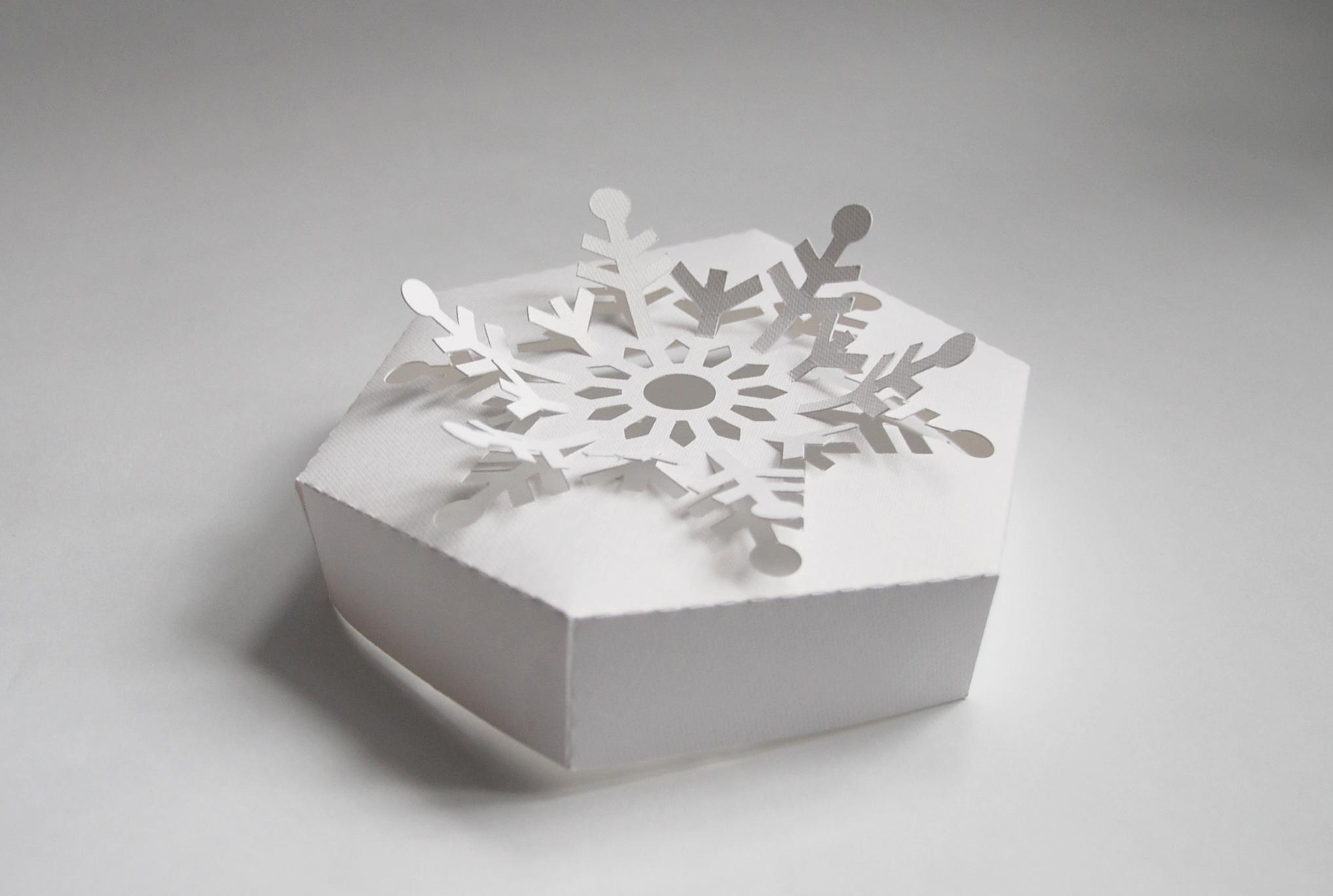 Jak zrobić pudełko na prezent świąteczny?