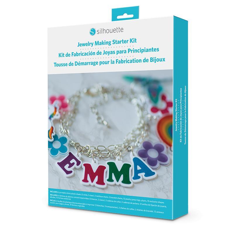 Zestaw do tworzenia biżuterii - pudełko