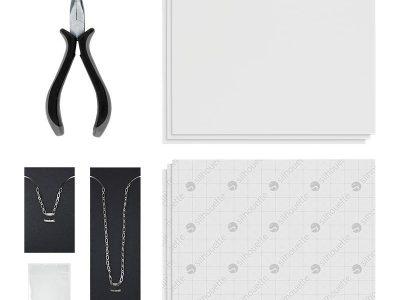 zestaw startowy - biżuteria
