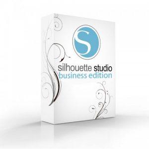 Silhouette Studio Business Edition opakowanie