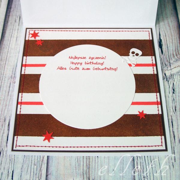 KARTKA PIŁKARSKA - ploter Silhouette