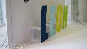 Papierowe Lego