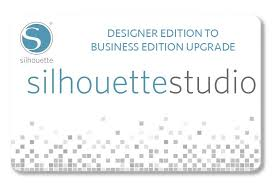Silhouette Studio, upgrade Designer edition to Buissnes Edition