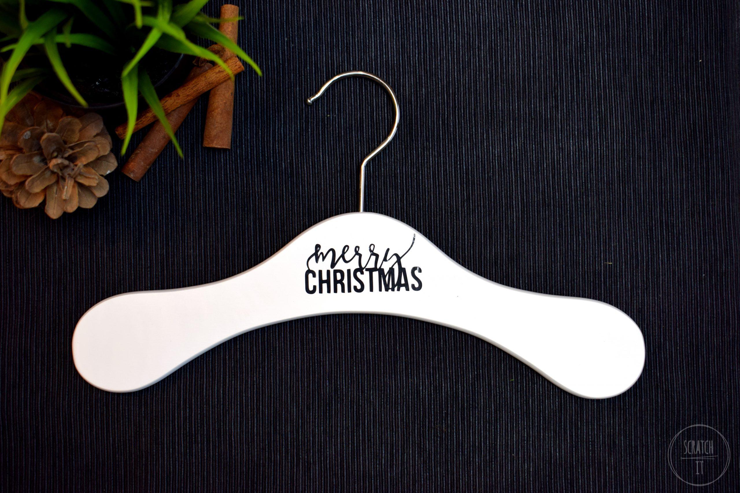 Bożonarodzeniowe wieszaczki