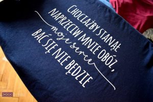 folia flex - jak zrobić własną koszulkę
