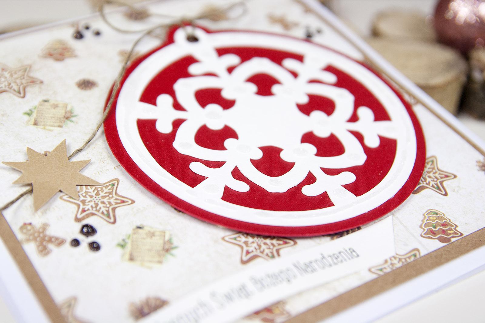 Kartki świąteczne z ploterem Silhouette