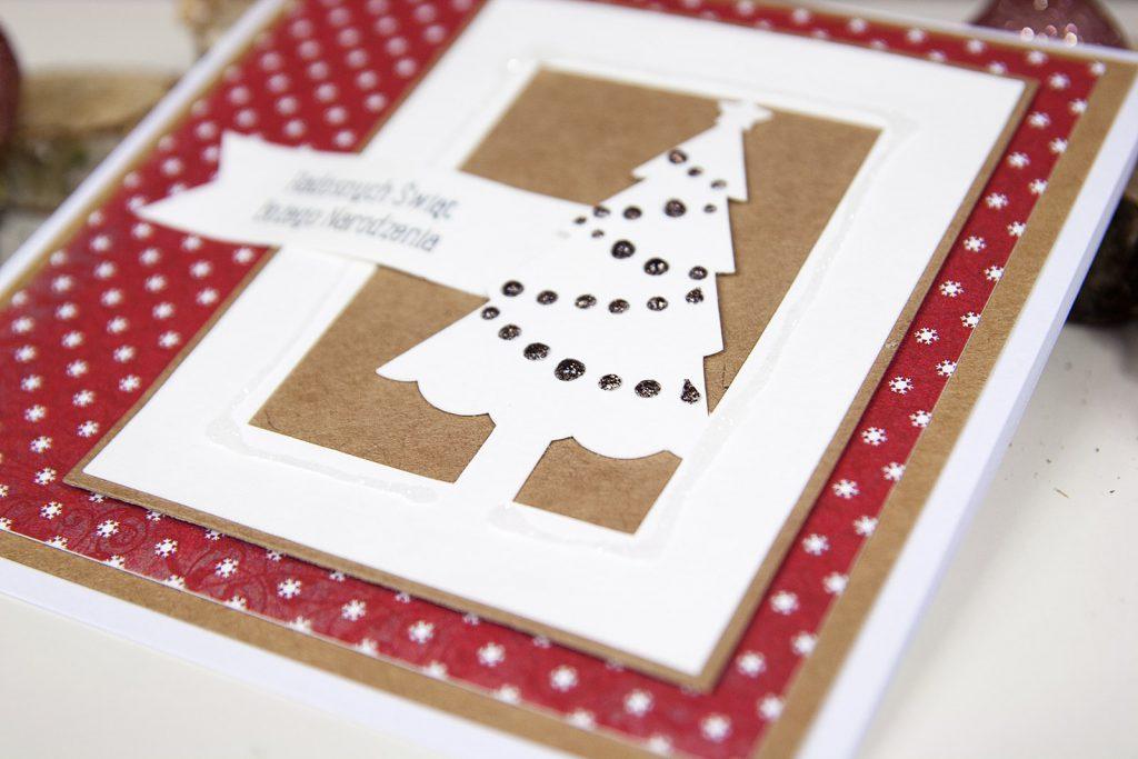 kartki świąteczne ploter Silhouette