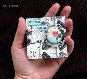minialbum diy - ploter Silhouette