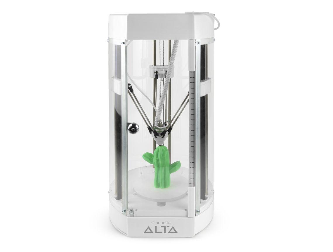 Silhouette Alta – drukarka 3D