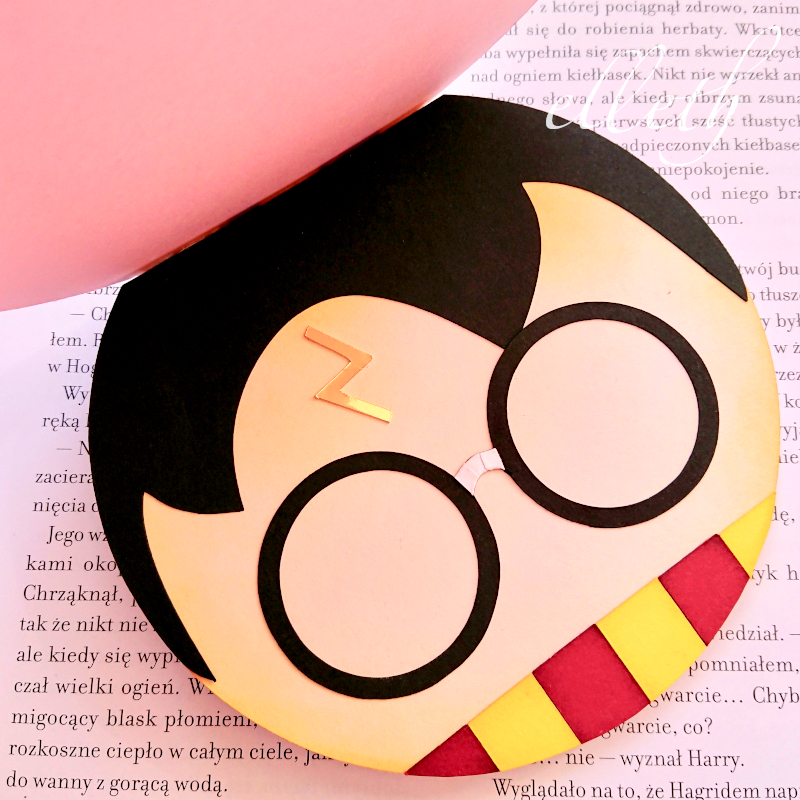 Harry Potter – kartka