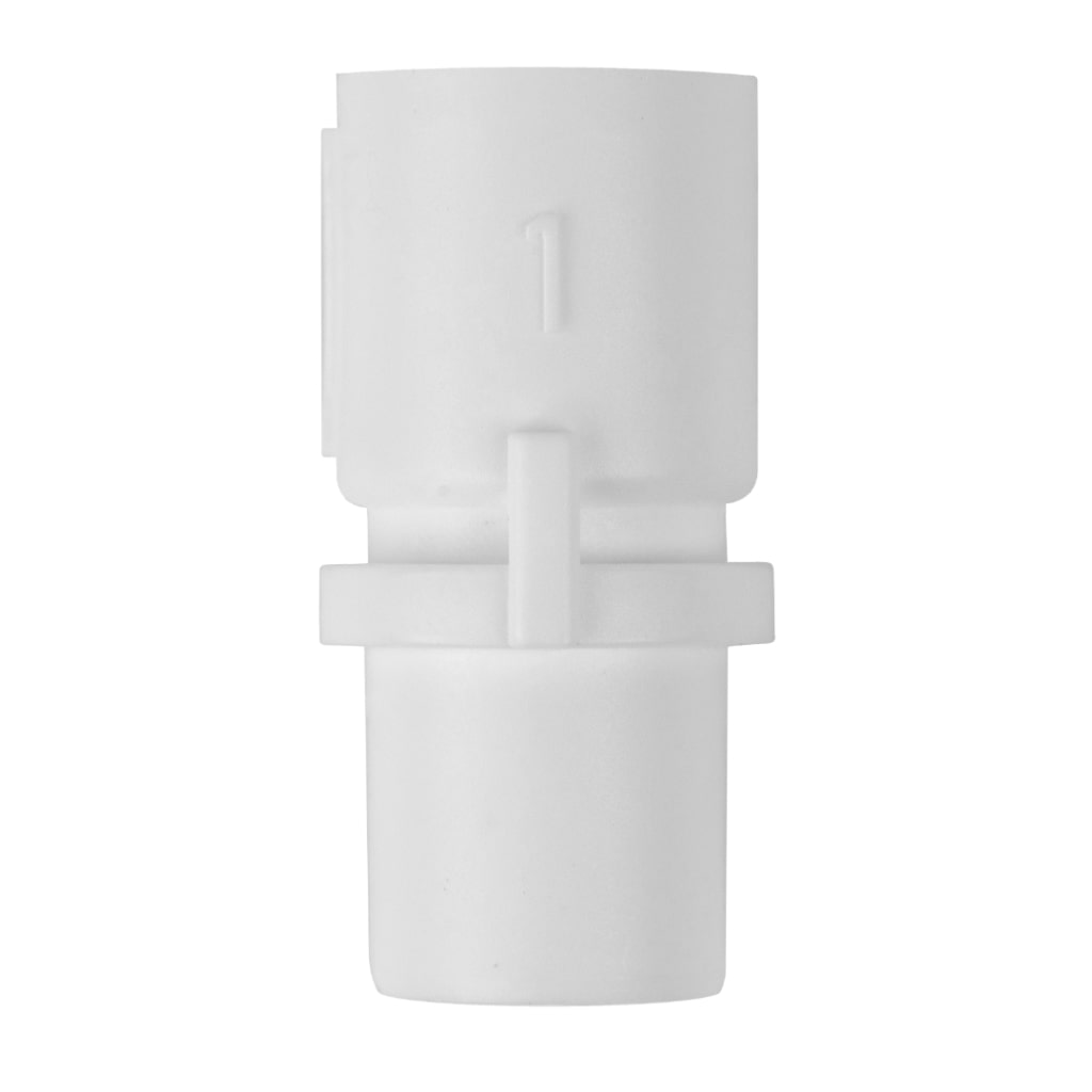 Biały adapter Silhouette Cameo 4 - adapter na Craft Blade