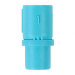 Niebieski adapter Silhouette Cameo 4 - adapter na mazaki