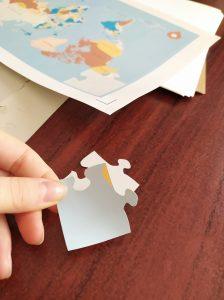 własne puzzle w Silhouette Studio
