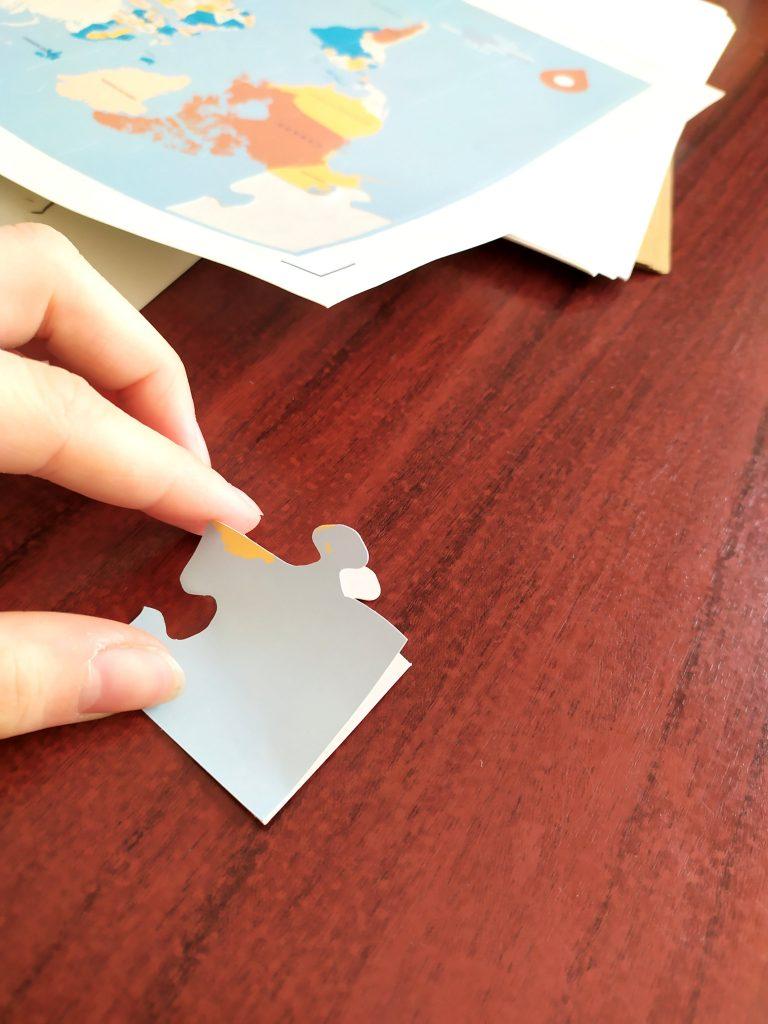 Jak zrobić własne puzzle diy