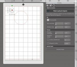 Projektowanie w programie Silhouette Studio
