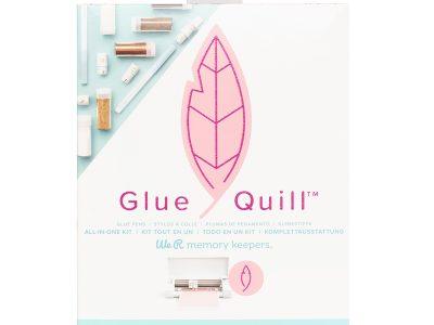 Glue Quill – przod