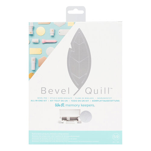 We R Memory Keepers Bevel Quill