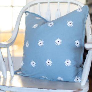 Folia flex - zdobienie na poduszce