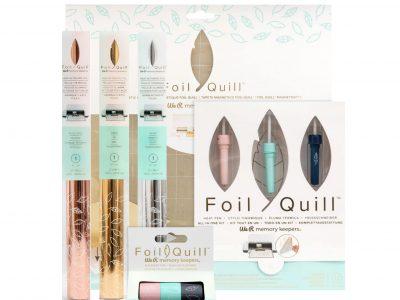 Złocenia Foil Quill