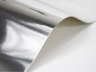 papier lustrzany srebrny 300g