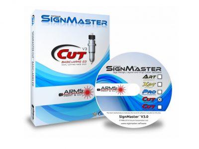 Oprogramowanie do plotera Signmaster