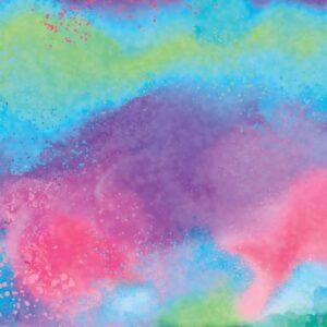 Infusible ink Watercolor Splash